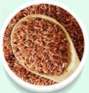 Rudieji ryžiai