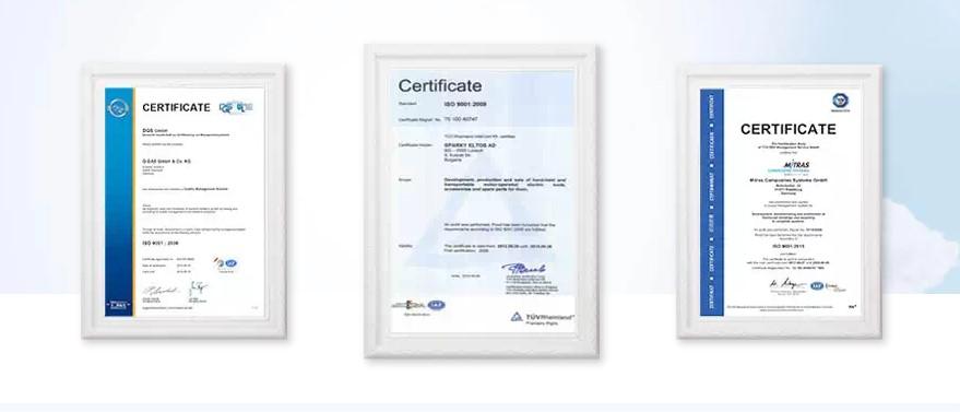 Friocard praėjo ne tik būtiną, bet ir savanorišką sertifikavimą